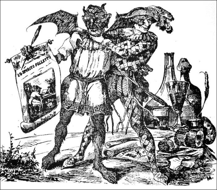 5e jour du calendrier de l 39 avent des objets de no l la hotte - La hotte du diable ...
