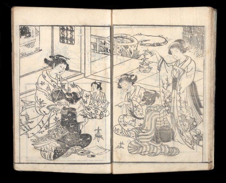hiden-senba-zuru-orikata-papier-plie-origami-japon-histoire-art-objet-marielle-brie