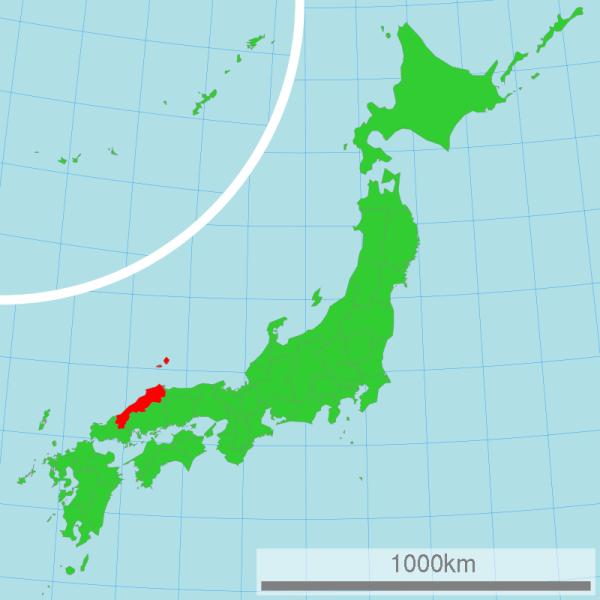 shimane japon