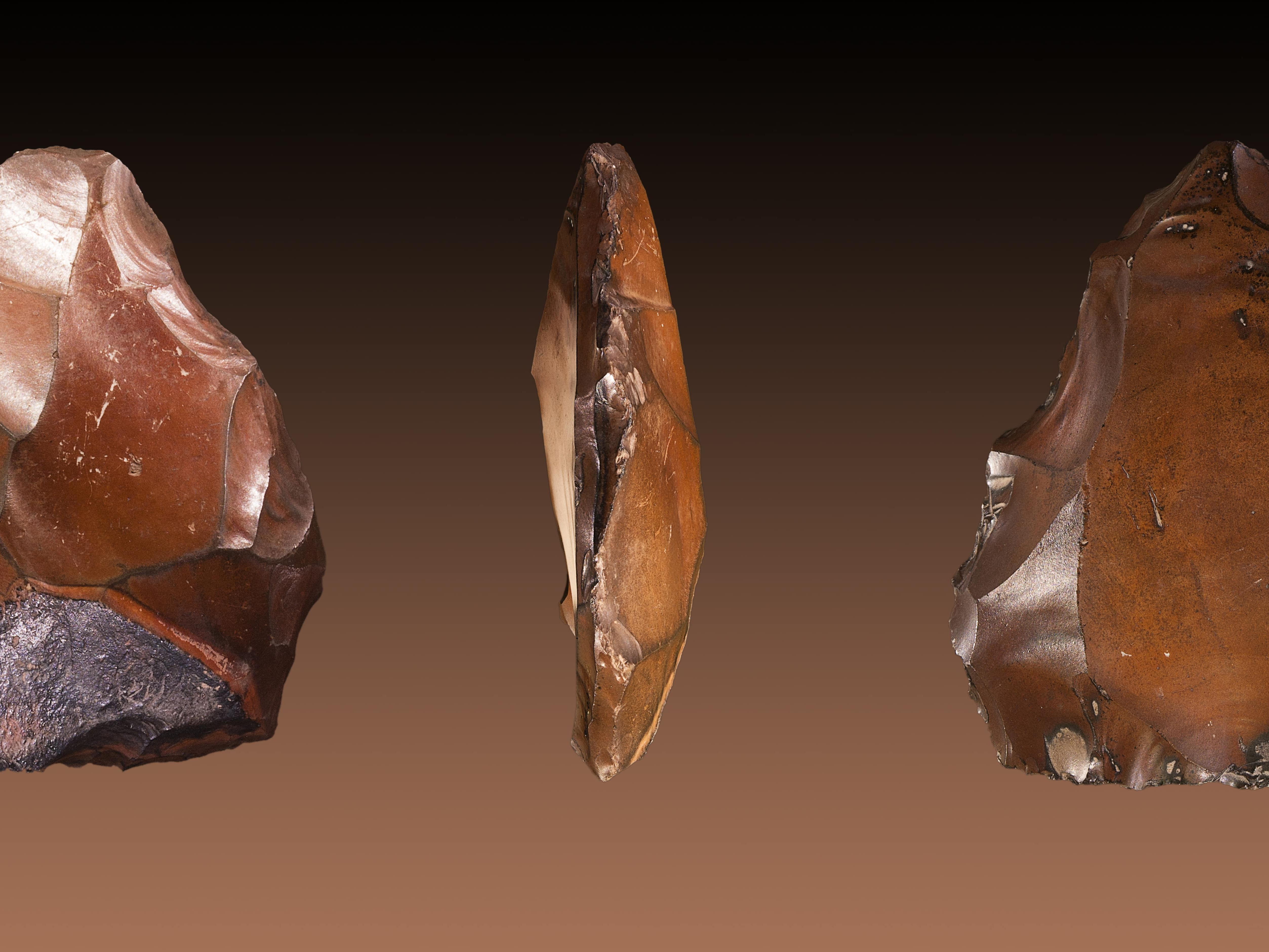 nucleus-levallois-paleolithique-moyen-vallee-des-rois-egypte