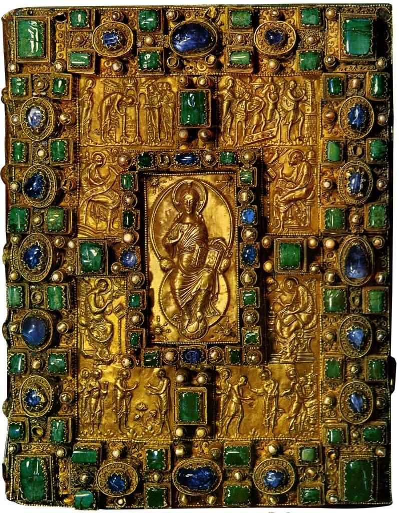 codex-aureus-de-saint-emmeran-orfevrerie-carolingienne