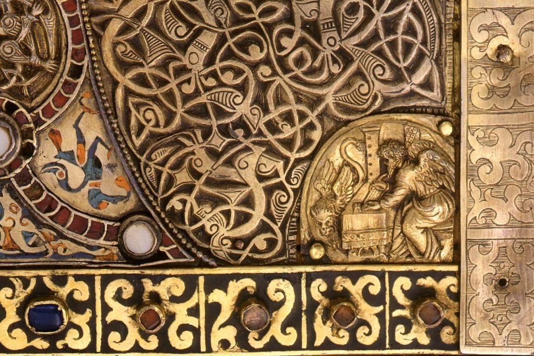 evangile-lindau-livre-art-carolingien-detail