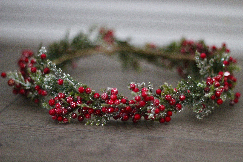 Bouquet De Noel Avec Du Houx jour 4 - histoire de la couronne de houx
