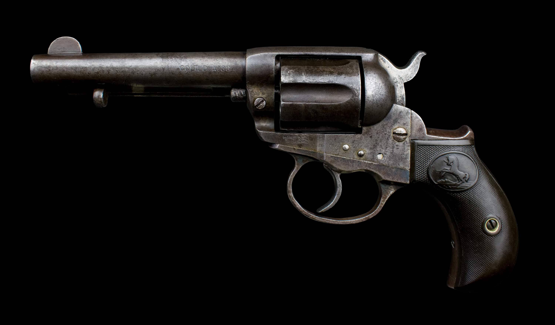 Revolver Colt Lightning Double Action, 1877 © Armurerie du Forestier