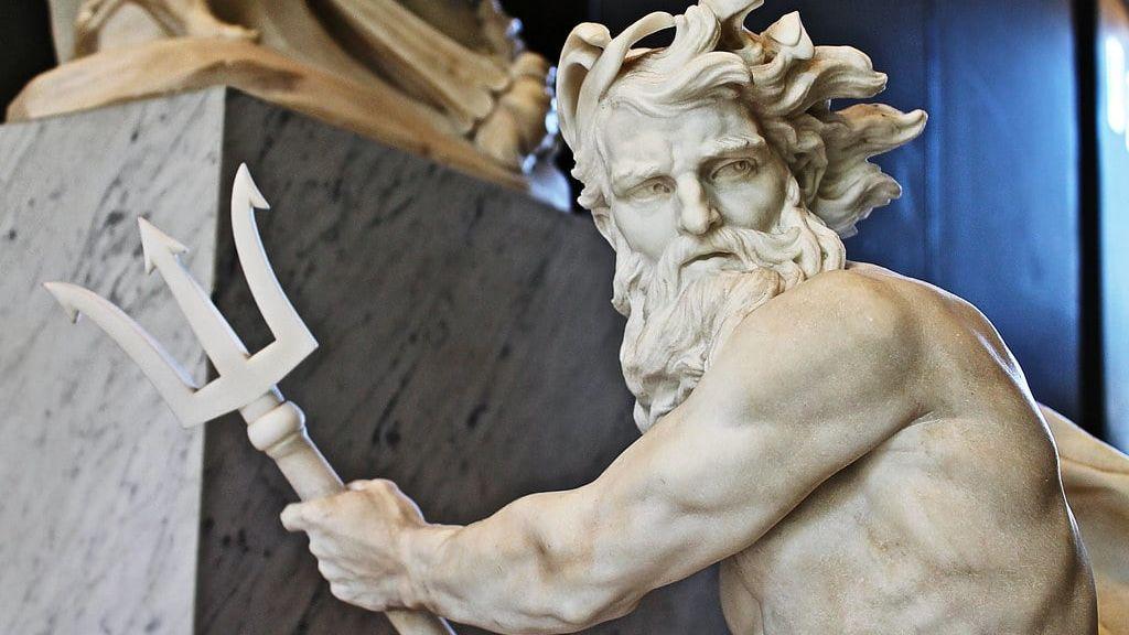 neptune-poseidon-histoire-attribut-trident-mythologie-grecque